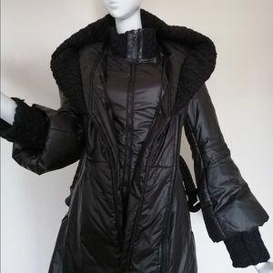 Mackage Black Winter Coat